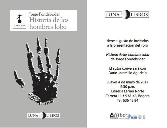 INVITACION HOMBRES LOBO
